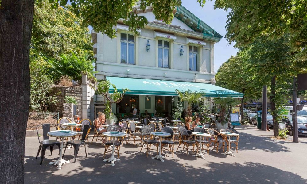 Auteuil Brasserie - Vue extérieure