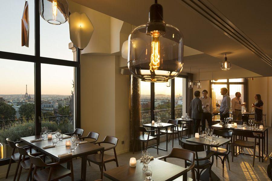 Terrass Hôtel - Restaurant_Panoramique