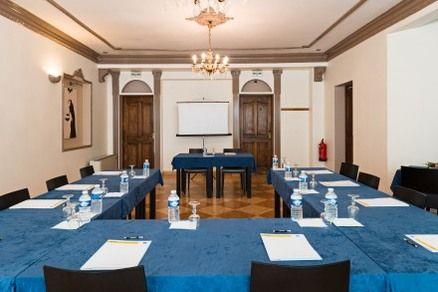 Logis Hôtel Le Mas de l'Etoile *** Salle de séminaire