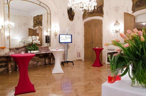 Salle Duc de Morny - Cocktail