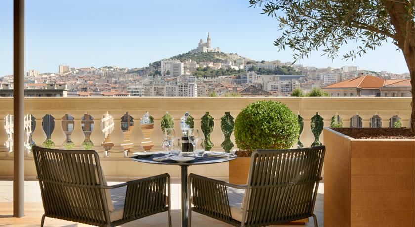 InterContinental Marseille Hôtel Dieu ***** 1