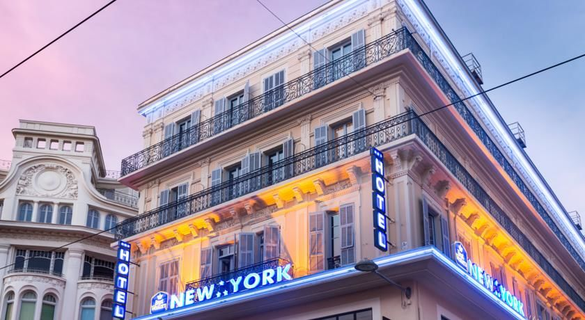 Best Western Hôtel New York Nice *** 19