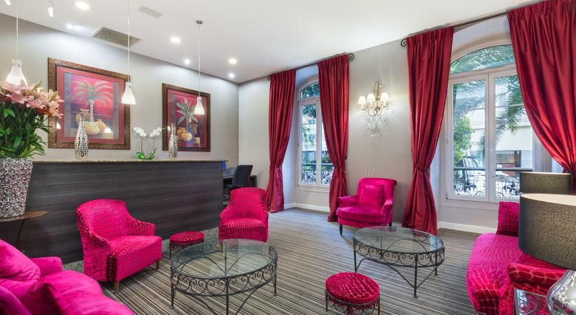 Best Western Hôtel New York Nice *** 22