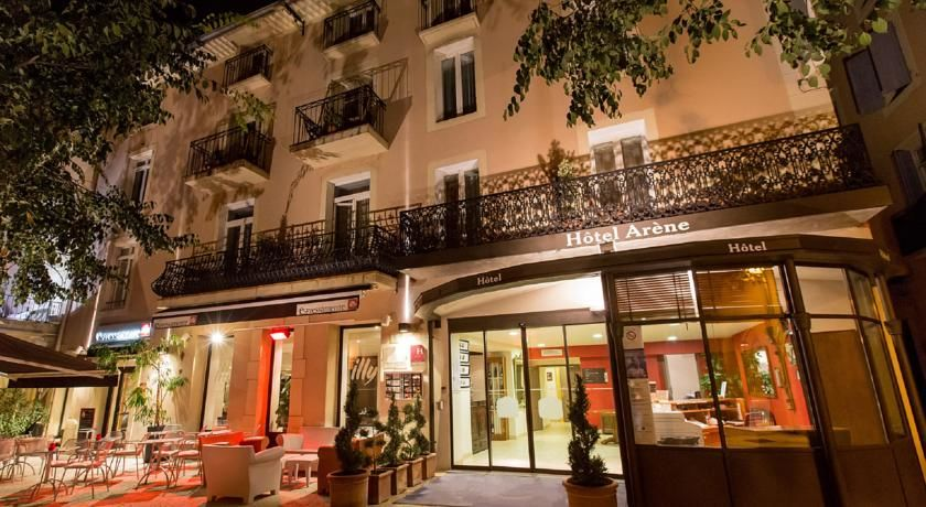 Best Western Hôtel Arene Külm 1