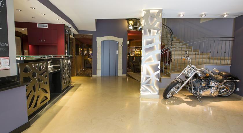 BEST WESTERN Cannes Riviera Hotel 4