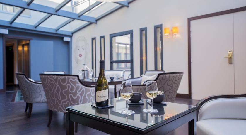 BEST WESTERN Cannes Riviera Hotel 16