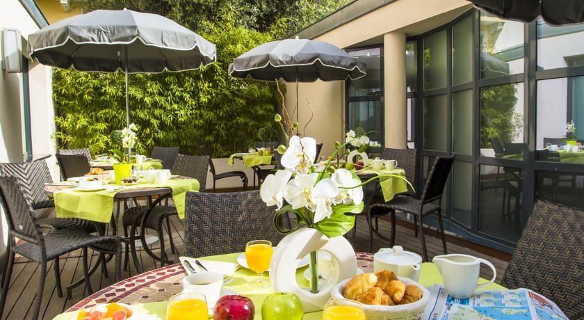 BEST WESTERN Cannes Riviera Hotel 35