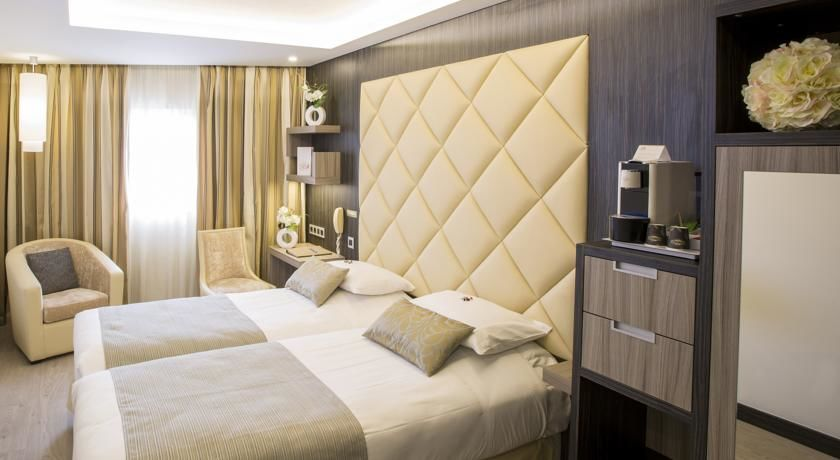 BEST WESTERN Cannes Riviera Hotel 39
