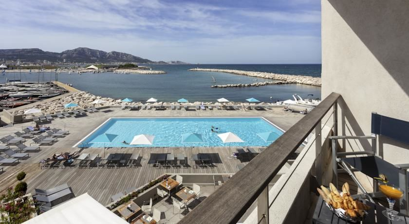 Pullman Marseille Palm Beach **** 12