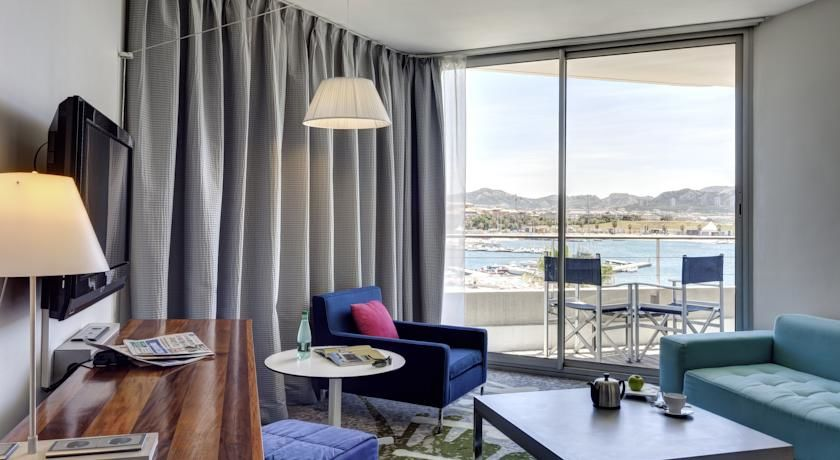 Pullman Marseille Palm Beach **** 16