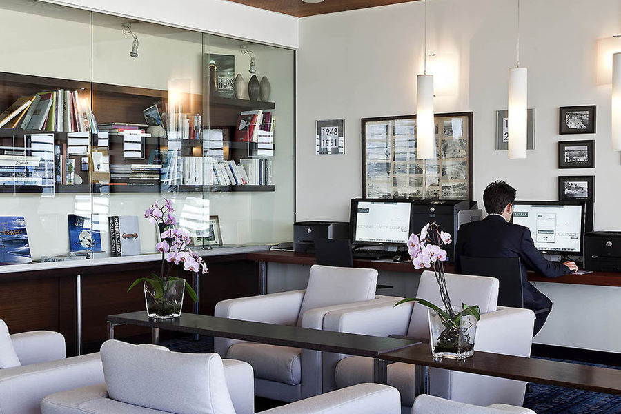 Pullman Marseille Palm Beach **** Business Corner