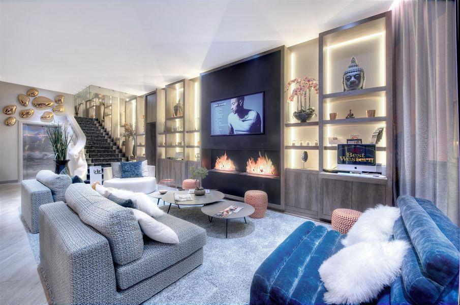 Best Western Hôtel De Madrid **** 2