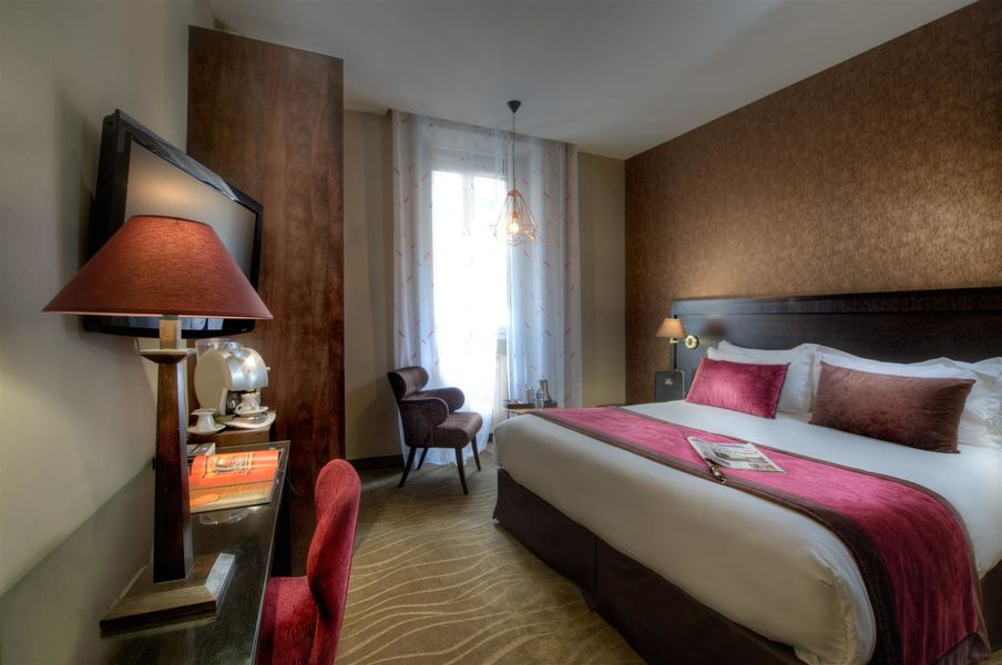 Best Western Hôtel De Madrid **** 3