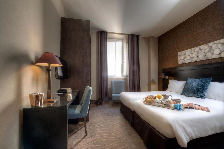Best Western Hôtel De Madrid **** 17