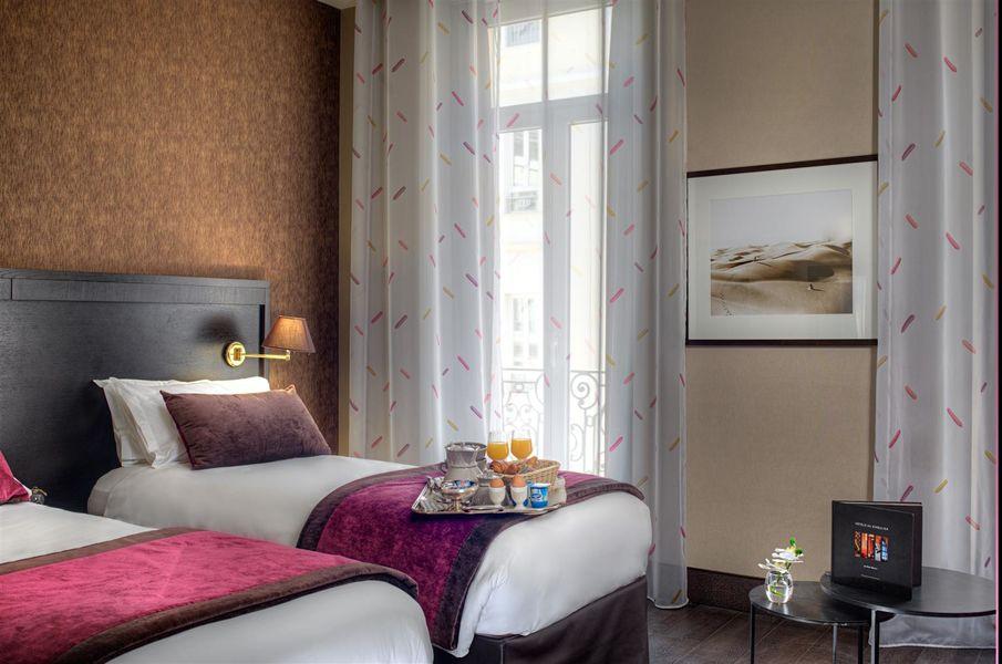 Best Western Hôtel De Madrid **** 21