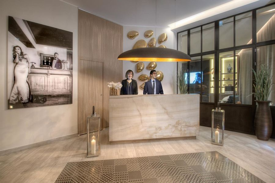 Best Western Hôtel De Madrid **** 26