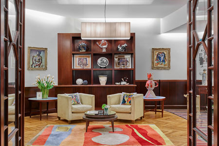 Hôtel Juana ***** Grand Salon