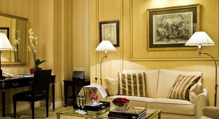 Hotel Francois 1er **** 16