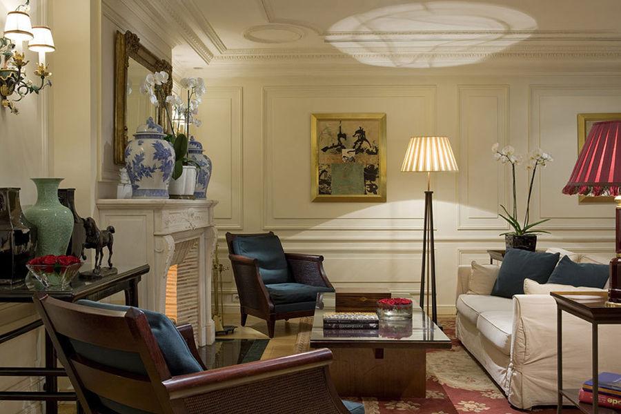 Hotel Francois 1er **** Espace détente