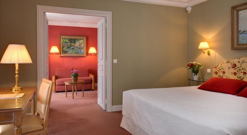 Hôtel Le Littré **** 7
