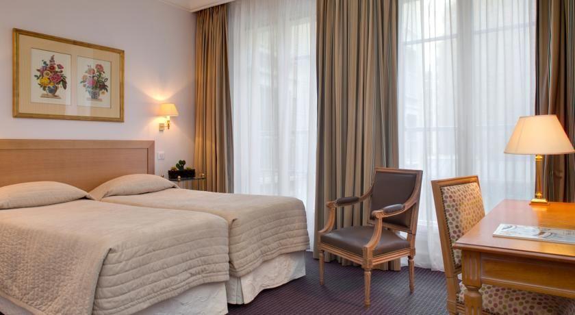 Hôtel Le Littré **** 19