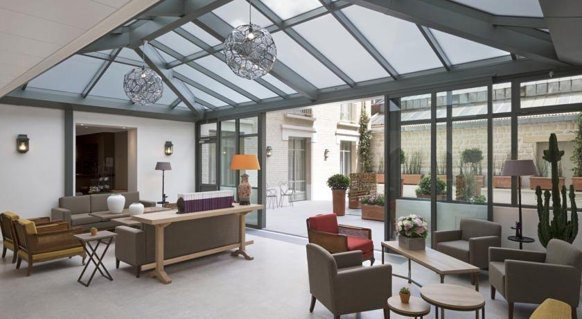 Hôtel Le Littré **** 40