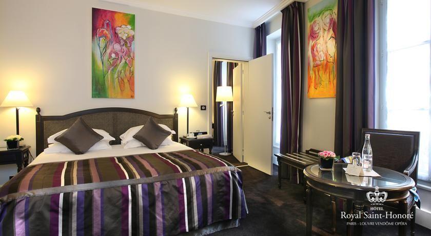 Hôtel Royal Saint Honoré **** 4