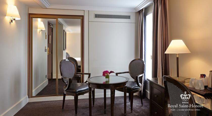 Hôtel Royal Saint Honoré **** 7