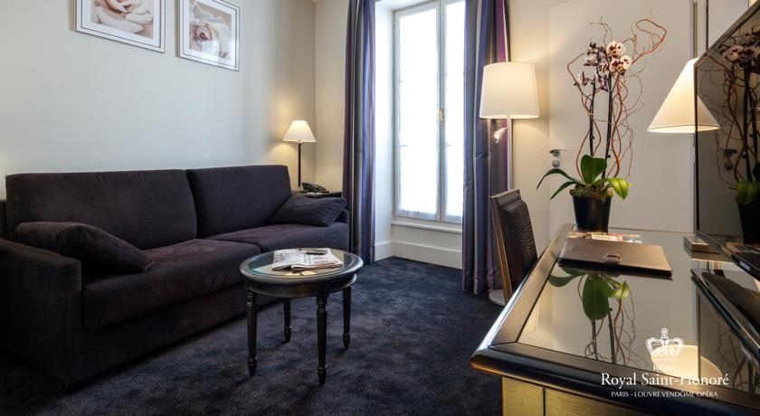 Hôtel Royal Saint Honoré **** 8