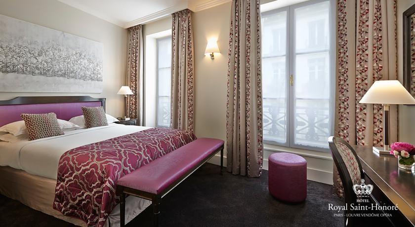Hôtel Royal Saint Honoré **** 11