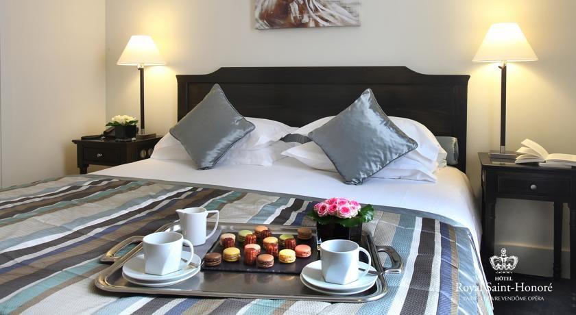Hôtel Royal Saint Honoré **** 13