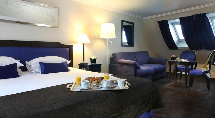 Hôtel Royal Saint Honoré **** 30
