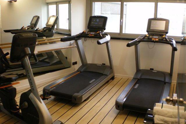 Forest Hill Paris la Villette **** Salle de fitness