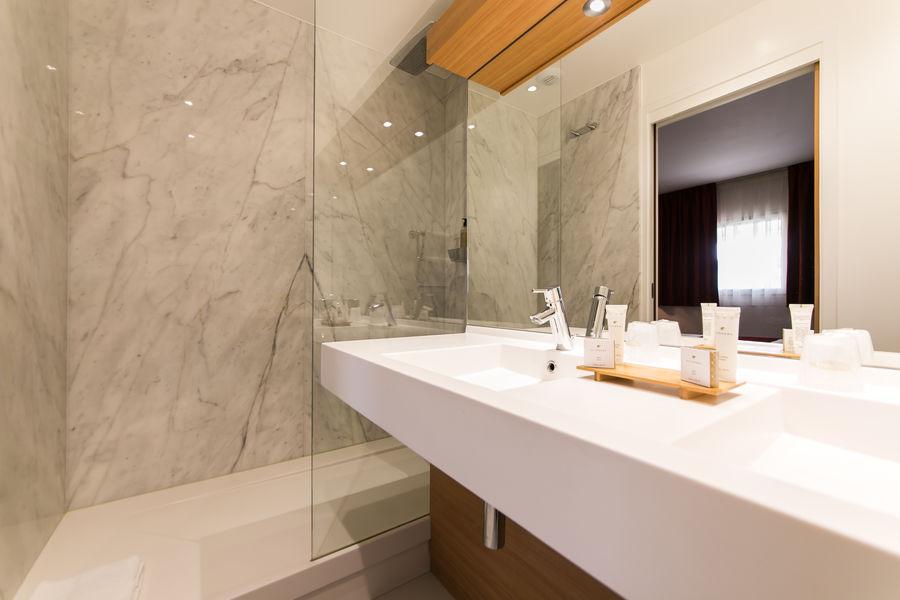 Forest Hill Paris la Villette **** Salle de bain