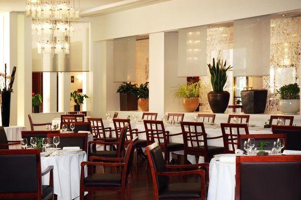 Evergreen Laurel Hôtel **** Restaurant Oravie