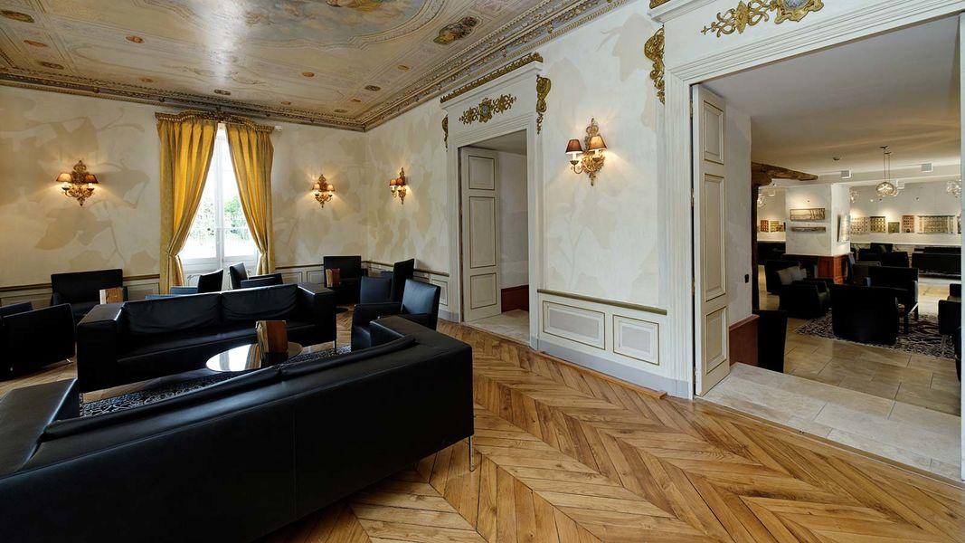 Château de Pizay *** Salon