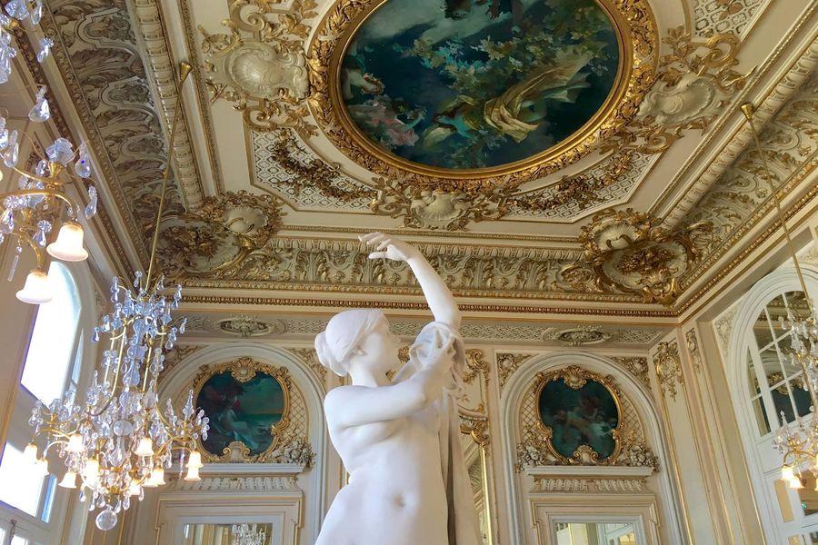 Restaurant du musée d'Orsay Intérieur