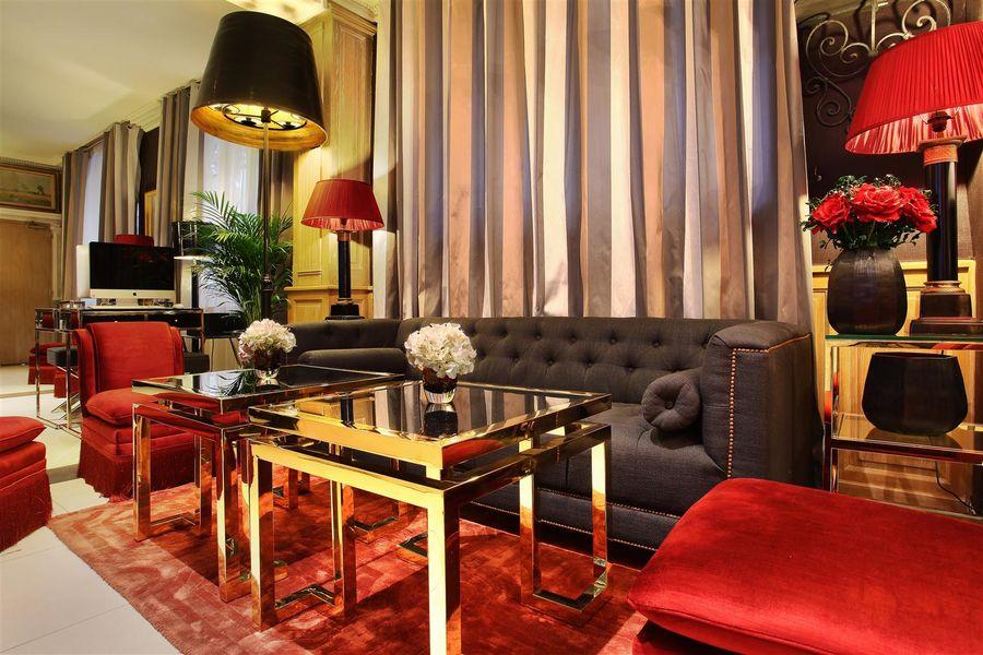 Hotel Best Western Trianon Rive Gauche **** 3