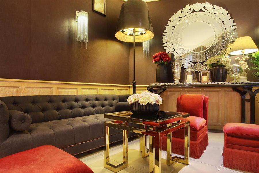 Hotel Best Western Trianon Rive Gauche **** 26