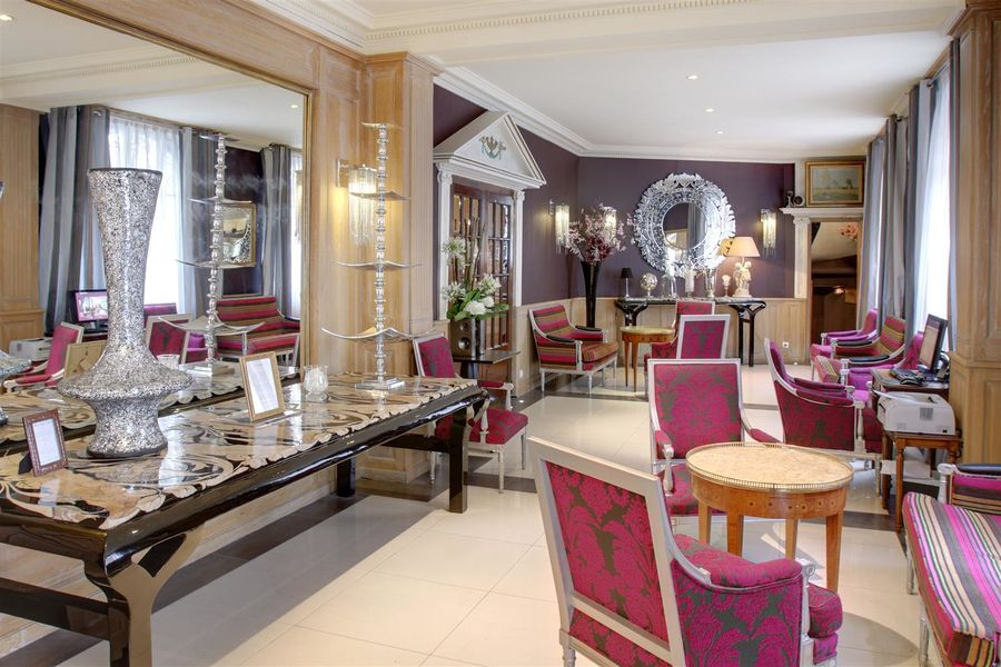 Hotel Best Western Trianon Rive Gauche **** 34