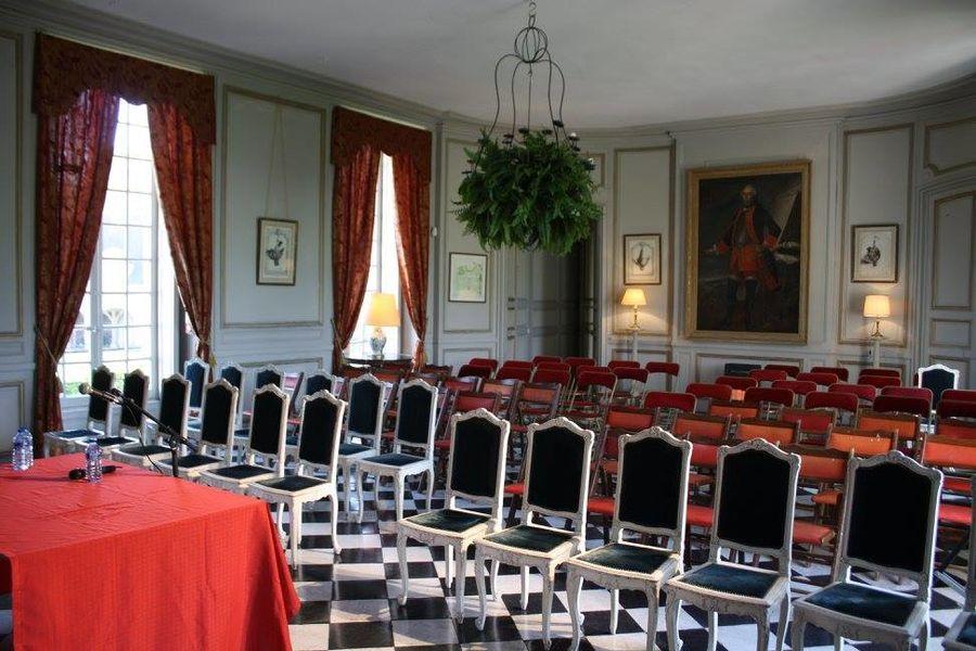 Château de Neuville Salle d'été
