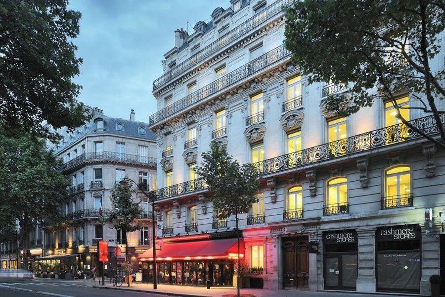 Buro Club Rond-Point des Champs-Elysées Extérieur