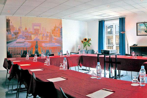 Buro Club Paris Vendôme Salle de réunion