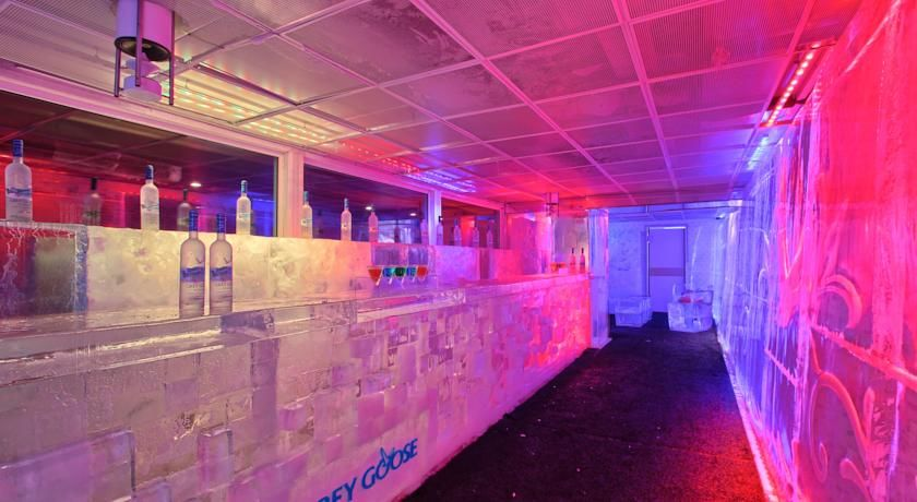 Kube Hotel - Ice Bar **** 3