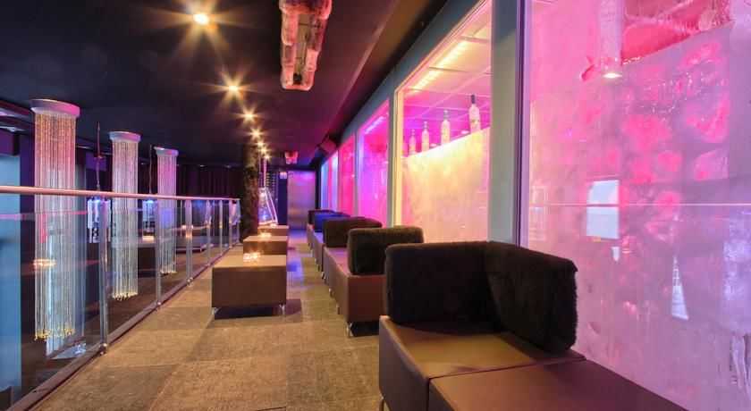 Kube Hotel - Ice Bar **** 13