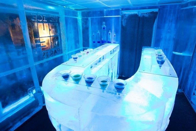 Kube Hotel - Ice Bar **** Kube Hotel - Ice Bar ****