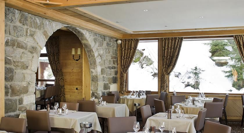 Hôtel Beauregard Restaurant
