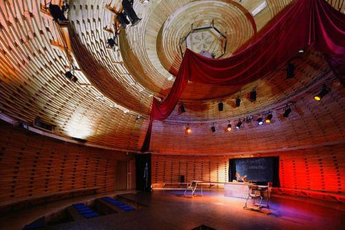 Le pata dome theatre 2