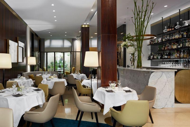 Hôtel Montalembert ***** Restaurant