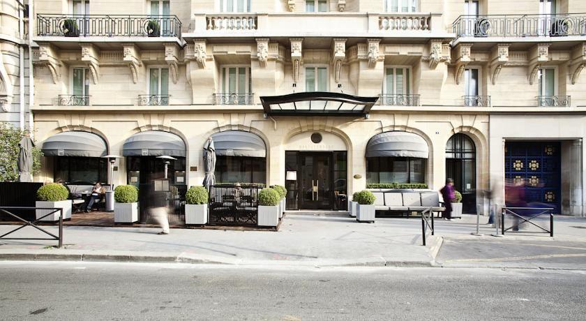 Hôtel Montalembert ***** Façade